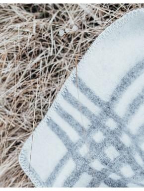 Tæppe hvid
