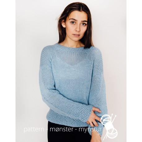 Light Blue Sweater