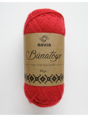 Búnatógv Bright Red