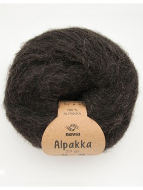 Alpaca Dark Brown