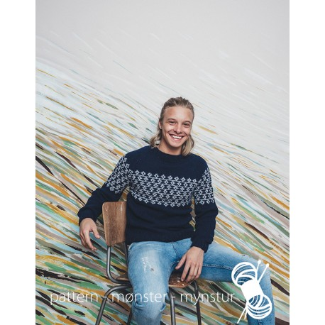 Faroese Sweater for Men