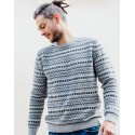 G! Festival Sweater Light Grey