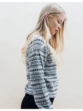 G! Festival Sweater Lysgrå