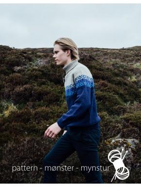 Færøsk trøje til mænd