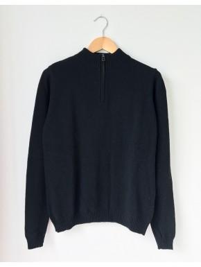 Black basic with Zip