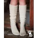 Sokker med hulmønster