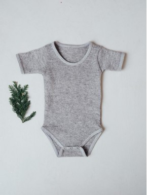 Grey Bodystockin