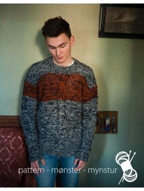 Sweater With Aran