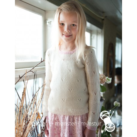 White Soft Sweater