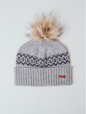 Hat Light Grey
