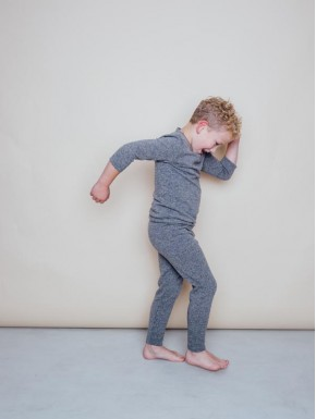Wool underwear pants for kids