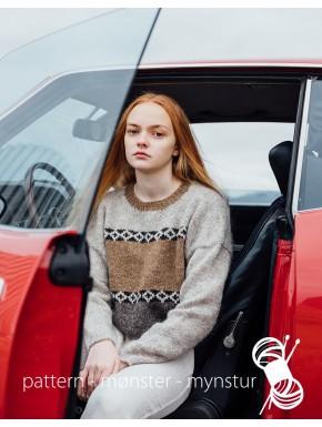 Traditionel færøsk trøje