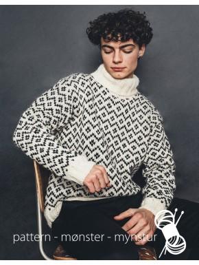 Blød traditionel trøje til mænd