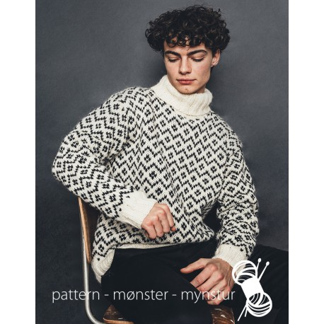 Soft Traditional Sweater for Men