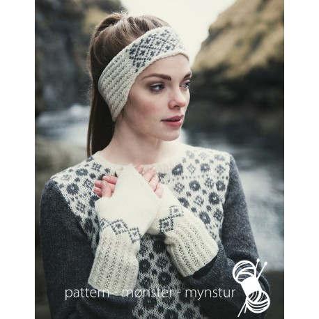 Headband and Mittens