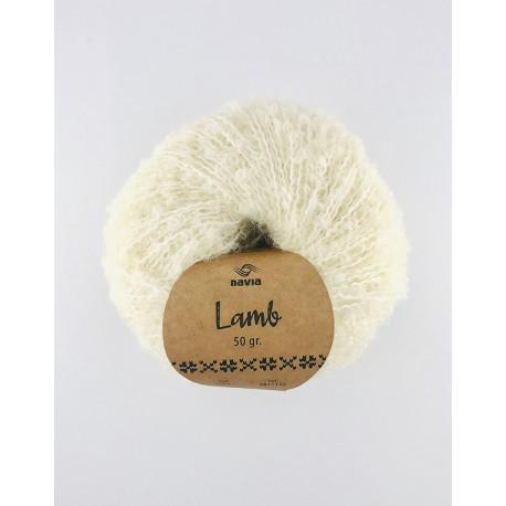 Lamb Hvid