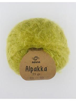 Alpakka Oliven
