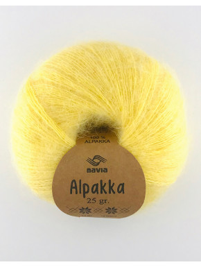Alpaca Yellow
