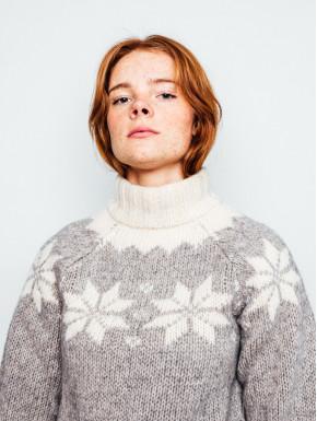 Røskva Lysegrå