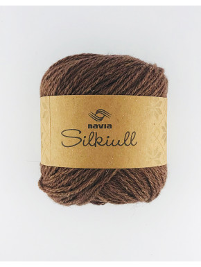 Silkwool Brown