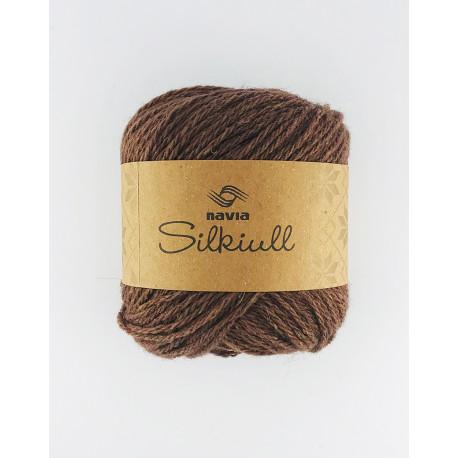 Silkwool Brown