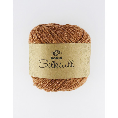 Silkwool Rust