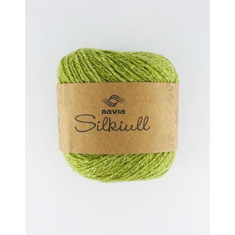 Silkwool Oliven