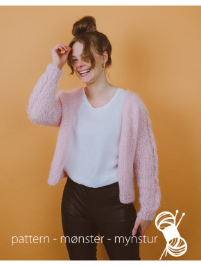 Lightpink cardigan