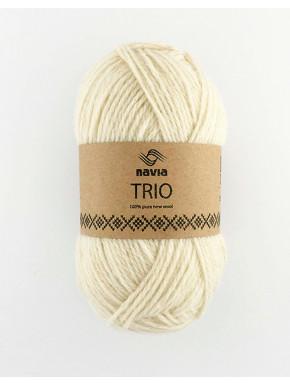 Trio hvid
