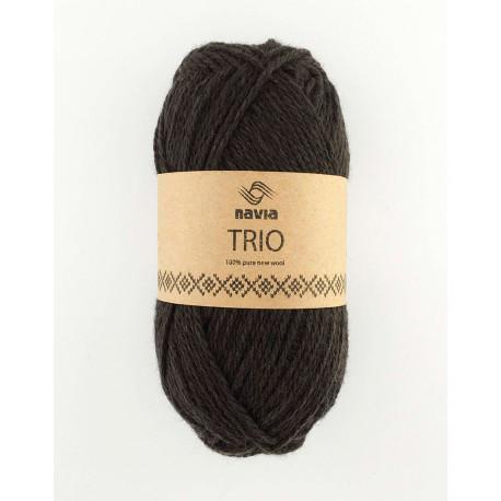 Trio mørkebrunt