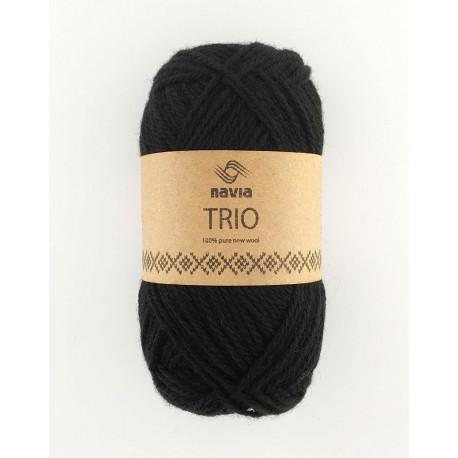 Trio svart