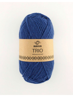 Trio Denim Blue