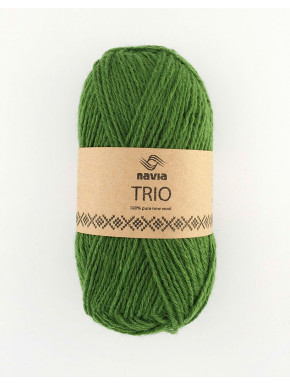 Trio fløsku grøn