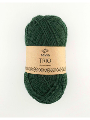 Trio Dark Green