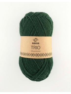 Trio mørkegrøn
