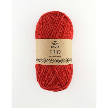 Trio reytt