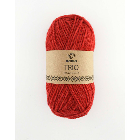 Trio rød