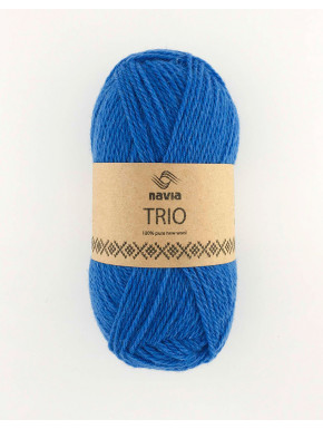 Trio Cornflower Blue