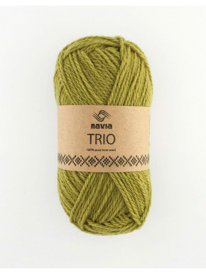 Trio Olivingrøn