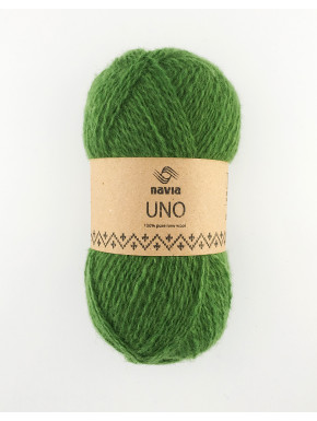 Uno fløsku grønt