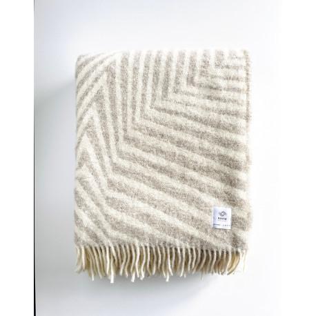Sand Stripe blanket