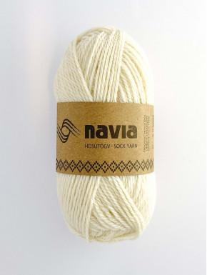 Sock Yarn White