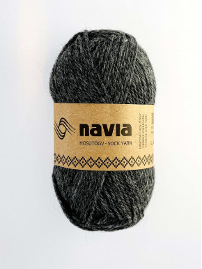 Sock Yarn Mid Grey