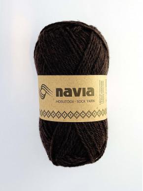 Sock Yarn Dark Brown