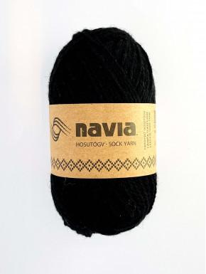 Sock Yarn Black