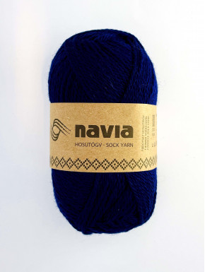 Sock Yarn Dark Blue
