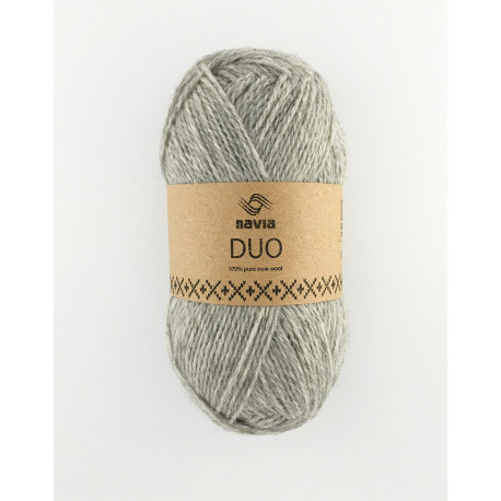 Duo Light Grey