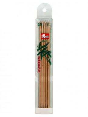 Bambus ermastokkur 3,5mm 15cm
