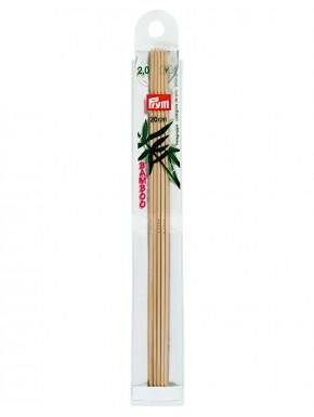 Bambus ermastokkur 2mm 20cm