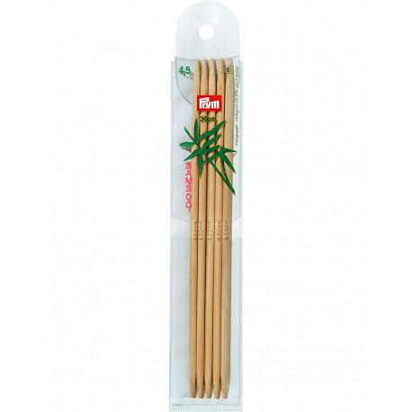 Bambus ermastokkur 4,5mm 20cm